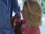 Hot wife gets nailed on dinning table