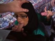 Amateur bikini cumshot Desperate Arab Woman Fucks For Money