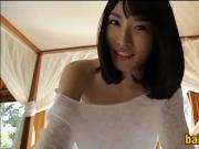 Asian Babe In The Bed Softcore
