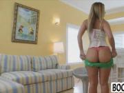 Big ass blonde slut