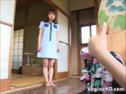 Sweet Asian Girl Orgasming