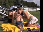 Busty lesbian slave Young lezzy biker girls