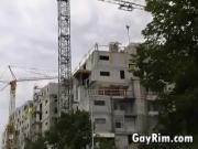 Gay Teens At An Abandoned Building