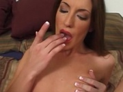 Tall amateur woman takes a cock ride