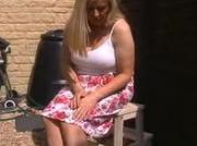 british wife with nice big tits