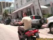 Horny gays on scooters have some public and outdoor sex 5 by outi
