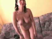 Masturbating For Her Boyfriend
