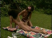 Kobe Tai and Heather Hunter Lesbians