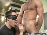 Amazing gay stud stripping and masturbating cock 3 by GotMasked
