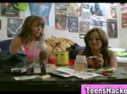Teen college amateur lesbian girls