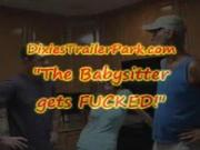 SEX with the teen babysitter