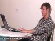 David Harr and Nick Gill gay bareback porn 2 by BareassAdventure