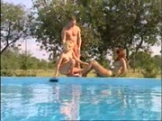 Bikini Babes Natashi and Nicolette Threesome