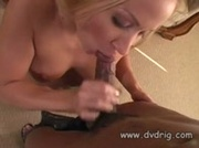 Blonde Pornstar Joelean Mouth And Cunt