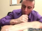 Matthew Singer fucking and sucking in office 5 by WorkingCock