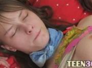 18 years old italian girl banged