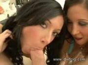 Alexa Jordan and Nadia Nitro