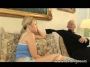 Old Dad Fucks College Girl Babysitter Zoe