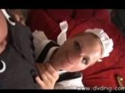 Impressive Maids Claudia Rossi And Sharka Blue