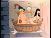 Funny Snow White Disney Cartoon