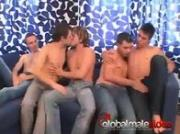 Twink Group Orgy Bareback