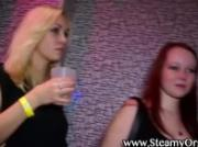 Cfnm real amateur blowjob girls