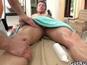 Super sexy guy gets fine body massages 11 by GotRub