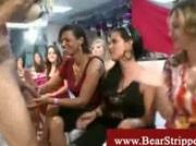 Raunchy lesbian ladies vs naughty strippers