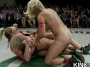 Hot sexy babe s sexy helpers fucked and punished