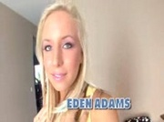 Teen in Tight Jeans Eden Adams