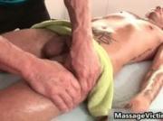Tristan Mathews gets super hot gay massage 5 by MassageVictim