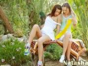 Brutal double dildo and russian lesbians