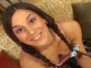 Teen Brunette Jackie Ashe