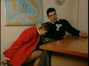 Italian Slut fucks Teachers