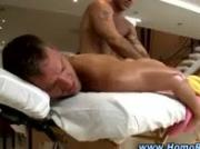 Gay straight seduction ass massage
