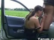 Roadtrip Blowjob