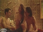 Anna Friel - The Tribe full frontal