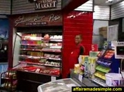 Store Clerk Blowjob on Break