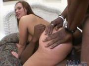 Katja loves to have her dumper drilled