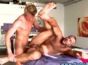 Gay straight seduction massage ass fuck