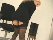 Blue Belle - Horny Secretary