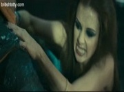 Ashley Mulheron Lesbian Vampire Killers Topless