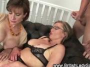 Mature british femdom fuck and facial