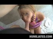 Humiliate that hot teen!