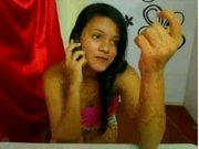 Zorra colombiana se prostituye