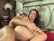 NastyPlaceorg - Natural Italian Busty Mature Want Young Dick in Asshole