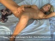 Mandy Lynn Spreads Her Pussy For You