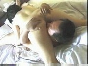 Japanese Old Man Fucks His Secretary