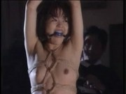 Intense Asian Flogging