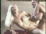Gorgeous Blonde Claudia Jackson is every guy's wish they cou
